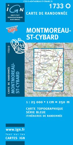 1733o Montmoreau/St-Cybard