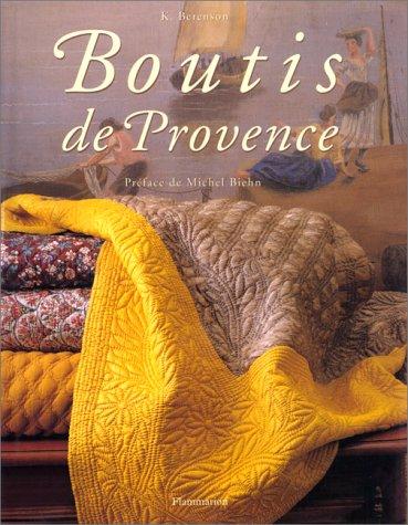 Boutis de Provence par Kathryn Berenson