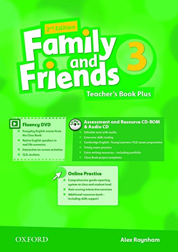 Family and Friends: Level 3: Teacher's Book Plus