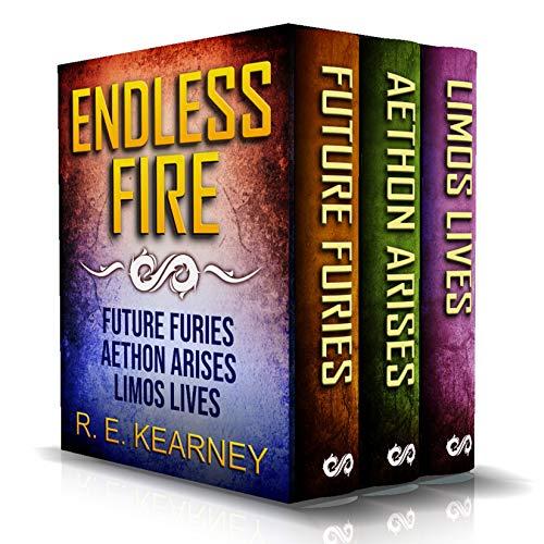 Endless Fire: Box Set Books 1-3 (English Edition)