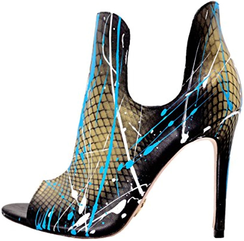 Janiko R1031 - Zapatos de Tacón de Piel Mujer -