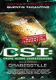 CSI: Crime Scene Investigation - Grabesstille -