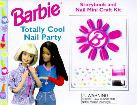 Barbie: Totally Cool Nail Party (My Barbie