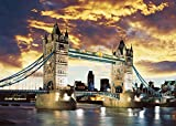 Schmidt 58181 - Tower Bridge London, 1000 Teile, Puzzle
