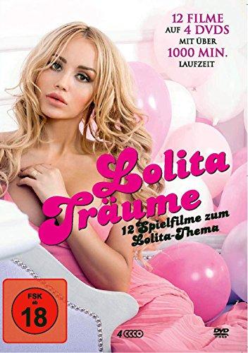 Lolita Träume - 12 Spielfime zum Lolita - Thema [4 DVDs]