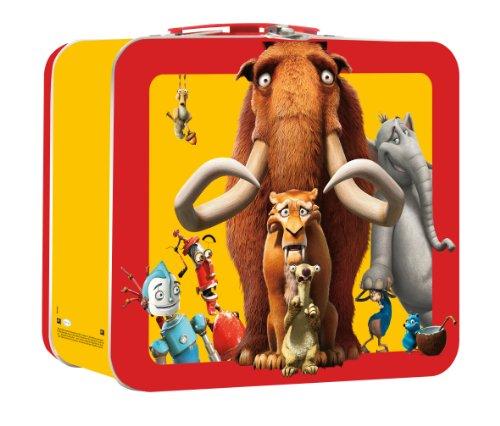 Bild von Blue Sky Animation - DVD-Koffer (+ Rio Activity Disc, 6 Discs)