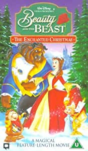 Beauty And The Beast: The Enchanted Christmas (Disney) [VHS]