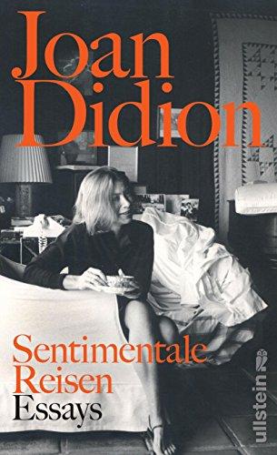Buchseite und Rezensionen zu 'Sentimentale Reisen' von Joan Didion