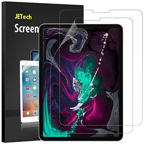 JETech Schutzfolie für iPad Pro 11 Zoll 2018, Premium PET Folie, 2 Stücke