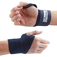 Actesso Blau Handbandage Handgelenkgurt Handgelenkschiene für Sport, Arthritis, oder Verletzungen durch wiederholte... preisvergleich bei billige-tabletten.eu