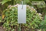GardenMate® 25er Set Pflanzschilder Hook