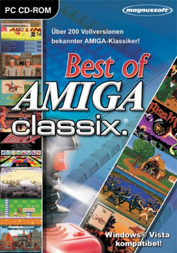 Best of Amiga Classix (PC)