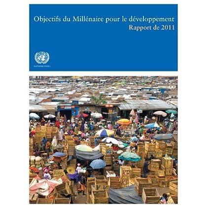 Objectifs du Millénaire pour le développement: Rapport de 2011