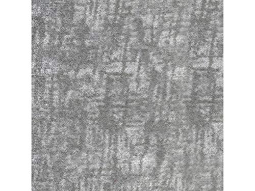 Antilo Plaid Aron 130 x 170 cm Gris (Foulard Multi-usages complément décoration lit et canapé dans Chambre et Salon) 130x170 Gris