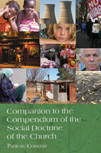 Companion to the Compendium of the Social Doctrine of the Church por Padraig Corkery