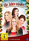 Alle Jahre wieder… Weihnachten mit der Familie (3 Filme Edition) [3 DVDs]