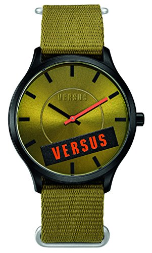 Versus Less SO608 0014 - Orologio da polso, Unisex