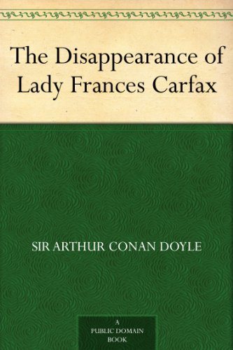 the-disappearance-of-lady-frances-carfax-english-edition