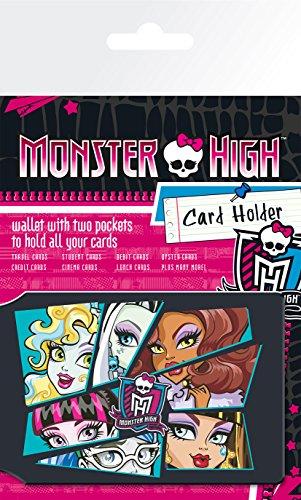 r Monster High Ghouls Karte Halter ()