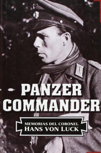 Panzer Commander (Tempus) por Hans Von Luck