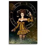 Calvendo Báscula con Signo del Zodiaco, 80 x 120 cm