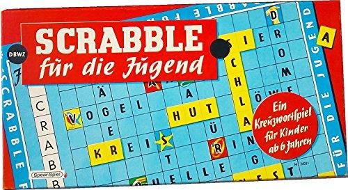 Scrabble für die Jugend von Spear-Spiele