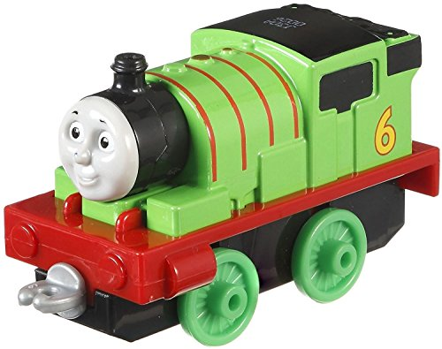 Mattel Fisher-Price DXR80 - Thomas Adventures  Kleine Lokomotive Percy, Vorschul- Spielwelten