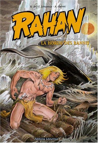 Rahan, tome 9 : La horde des bannis par Roger Lécureux