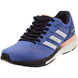 Adidas Adizero Boston 7 w, Zapatillas de Trail Running para Mujer, (Lilrea/Ftwbla/Tinley 000), 40 2/3 EU