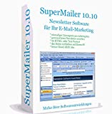 Newsletter Software SuperMailer Standard | E-Mail Marketing | Serienmails Bild