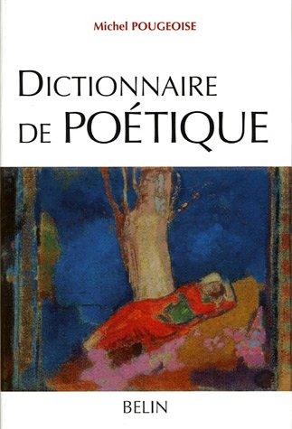 Dictionnaire de potique
