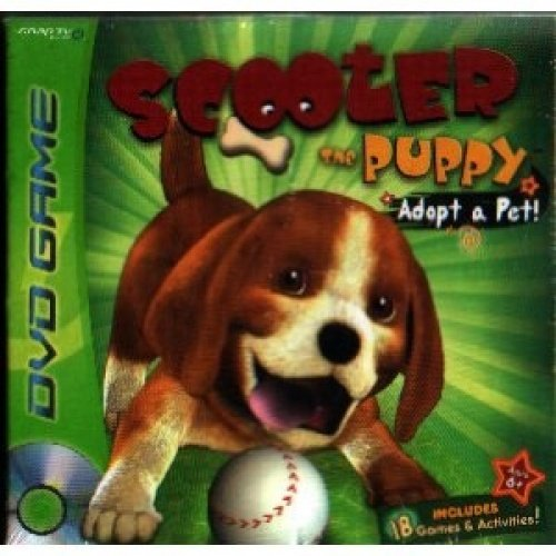 Scooter The Puppy Adopt A Pet! DVD