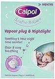 Calpol Soothe & Care Vapour Plug & Nightlight Bild