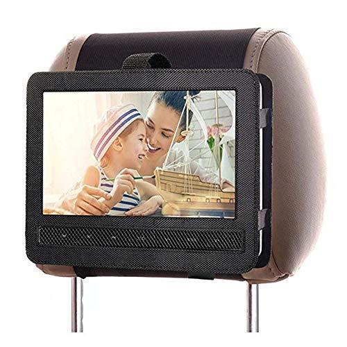 circulor Auto Kopfstützenhalterung, Universal-Auto-Kopfstütze Halterung Für Den Tragbaren Für DVD-Player DBPower Swivel Headrest Mount