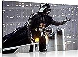 Star Wars Darth Vader Bridge Leinwand Kunstdruck Bild, A1 76x51 cm (30x20in)
