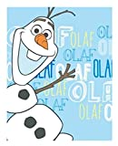 Jungen Mädchen Skylanders Spiderman Olaf McStuffins Cartoon Charakter Fleece Decke Frozen Olaf Print