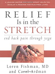 Relief is in the Stretch - End Back Pain Through Yoga