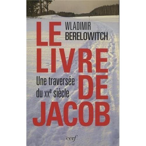 Le livre de Jacob