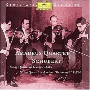 """Quatuors n°13, """"Rosamunde"""", D 804 & n°15, D 887"""