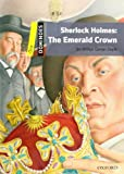 Dominoes: Sherlock Holmes: The Emerald Crown (Dominoes, Level One)