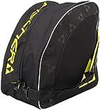 Fischer Ski Boot Bag, Skischuhtasche Alpine Eco, black / white, 40 x 40 x 20 cm, 36 Liter