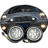 DRL luz para Mini Cooper Rally de LED luces de conducción diurna luces de color blanco