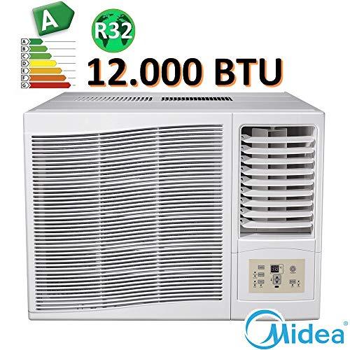 CLIMATISEUR type fenêtre 12000 BTU compresseur MIDEA R32 MONOBLOC CLASSE A