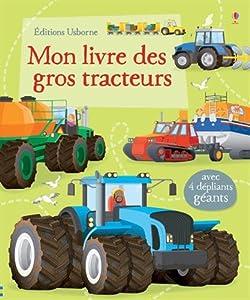 """Afficher """"Mon livre des gros tracteurs"""""""