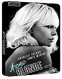 Locandina Atomica Bionda (Steelbook) (Blu-Ray)