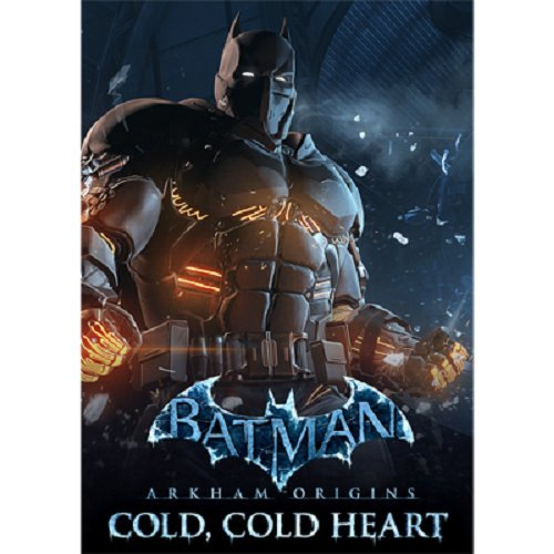 Batman Arkham Origins - Cold, Cold Heart (DLC) [PC Steam (Anzug Batman Arkham)