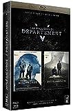 Les Enquêtes du Département V : Miséricorde + Profanation [Blu-ray]