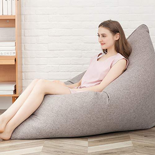 ZTXY Bean Bag Chair Beanbag Floor Cushion