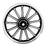 Lionex 13 Spoke 18-inch Silver Alloy Wheel (Set of 2)