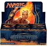 Wizards of the Coast 69311 - Magic: The Gathering Hauptset 2014 Booster Display